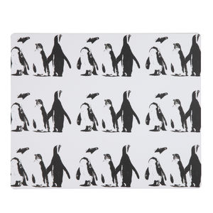 Penguin Dream Everyday Use Placemat - children's tableware