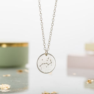 Personalised Travel Necklace - frequent traveller