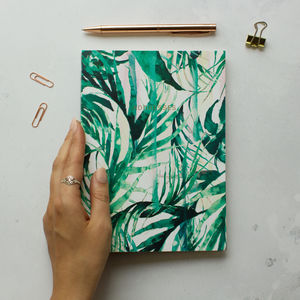A5 Paradise Palms Address Book