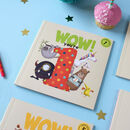 Wow You're One! A Birthday Book You Can Send As A Card