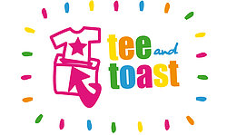 tee and toast logo