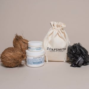 'Camden Town' Bath Soak And Body Butter Melt Gift Set - gift sets