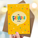 Friend 'Fabulous Friend' Card