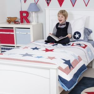 Big Star Quilt - soft furnishings & accessories
