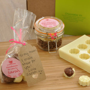 Chocolate Roses Making Kit - make your own kits