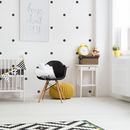 Black Spots Wall Stickers