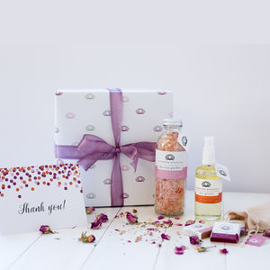 Build Your Own Eco Luxe Pamper Set For Teacher - personalised mother's day gifts