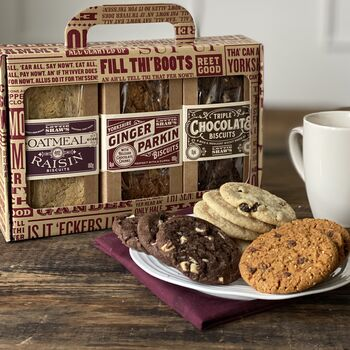Biscuit Gift Box