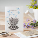 'Blooming Lovely' Seed Card