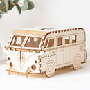 Camper Van : Personalised Solar Nightlight