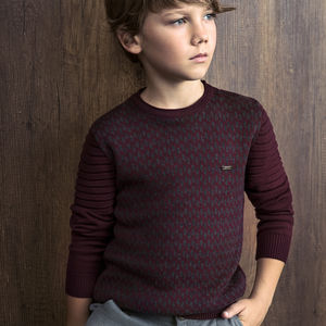 Smart Sweater For Boys