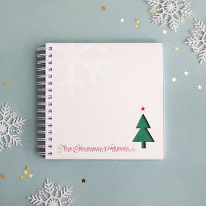 Christmas Memory Book Gift For Families