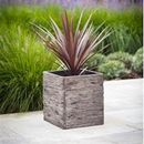Driftwood Effect Finish Planters
