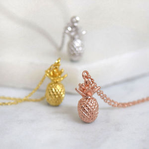 Pineapple Necklace - necklaces & pendants