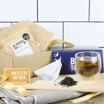 Great Taste Gold Star Tea Gift Box