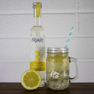 Cloudy Lemon Vodka - gifts for her