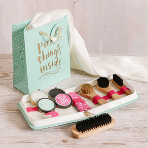 Shoe Care Gift Set For Her