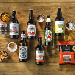 Yorkshire Beer Taste Box - gifts for fathers