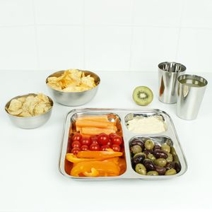 Stainless Steel Tableware - children's tableware