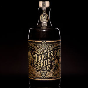 Limited Edition 13 Year Aged Rum By Pirate's Grog