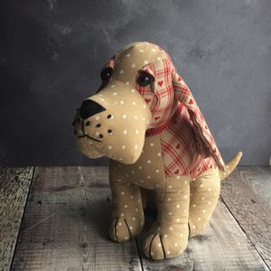 Dog Door Stop - door stops & draught excluders