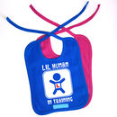 Little Human In Training Bib