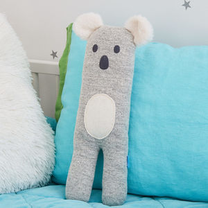 Super Soft Koala Knitted Toy - baby shower gifts & ideas