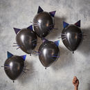 Cat Halloween Party Balloons