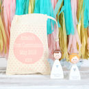 First Communion Guardian Angel And Personalised Bag