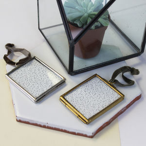 Mini Hanging Photo Frame Decoration
