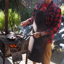 Barbecue Leather Apron