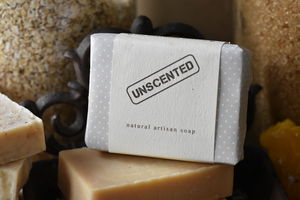 Unscented Soap - bathroom