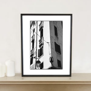 Architecture, Venice, Italy, Signed Art Print - architecture & buildings