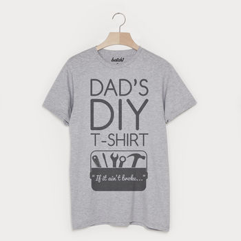 Dad's Diy Home Improvement T Shirt
