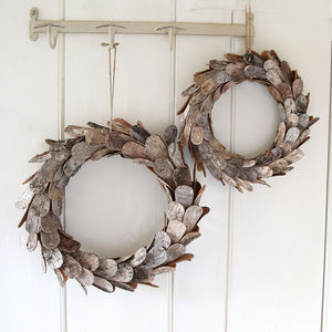 Birchwood Wreath - room decorations
