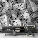 Metamorphic Shards Wall Mural By Jess Howard