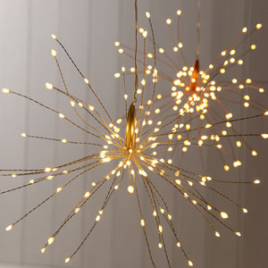 Starburst Cluster Light - bedroom