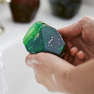 Handmade Birthstone Soap - birthstone gifts