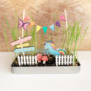 Personalised Make Your Own Magical Unicorn Garden