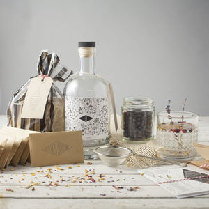 Make Your Own Gin Kit Deluxe Edition