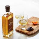 Personalised Chocolate And Orange Scotch Whisky Liqueur