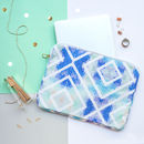Colourful Geometric Laptop Or Tablet Case