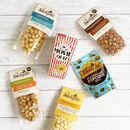 Popcorn Movie Quiz Gift Box