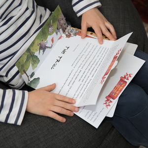 Letters From Fairyland Three Month Subscription - gifts for children