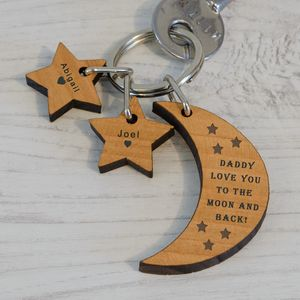 Personalised Key Fob - pictures & prints for children