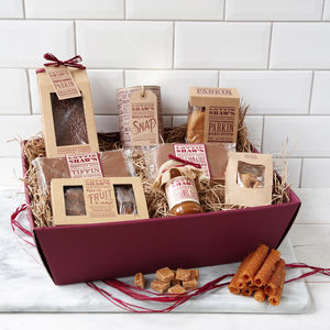 Seriously Good Yorkshire Hamper - special work anniversary gifts