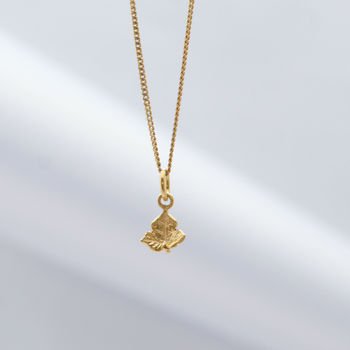 Ivy Gold Necklace
