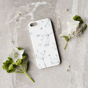 Hedgerow Seeds Phone Case