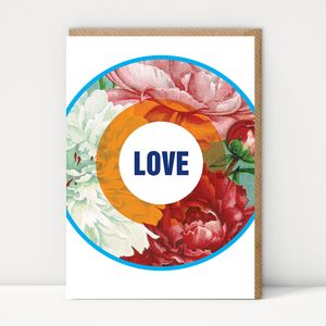 Love Greetings Card - love & romance cards