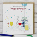 Male Birthday Greetings Card